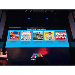 Instagram - Aria nomination, woo!! :) well done team G&H!! :)