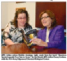 D.A. Jennings is interviewed by Rachel Ponder