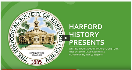Historical Society of Harford County Mem