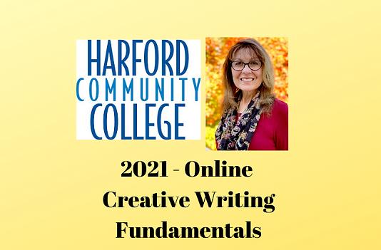2021 Online Creative Writing Fundamental