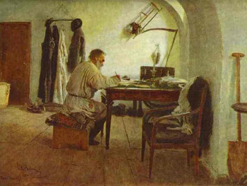 Tolstoy's Depression and the Limits of Reason