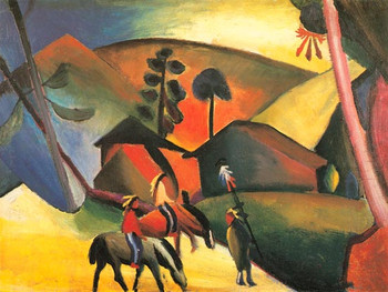 An Introduction to German Artist August Macke