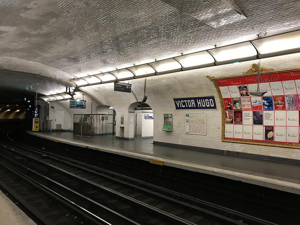 Victor Hugo - 4 September 2019