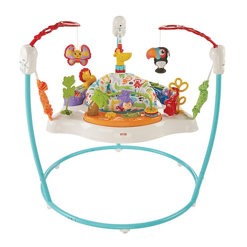 Jumperoo Animal Activity Fisher Price