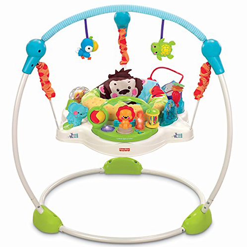 Jumperoo Precious Planet Blue Sky