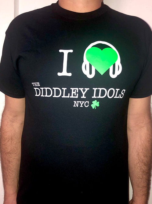 I Heart The Diddley Idols