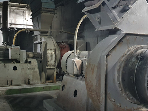 Why & when to do Fan Balancing? -Improve bearing life and machine reliability!