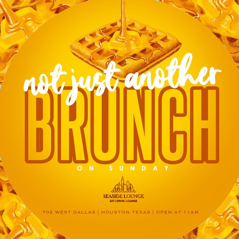 Not Just Another Brunch