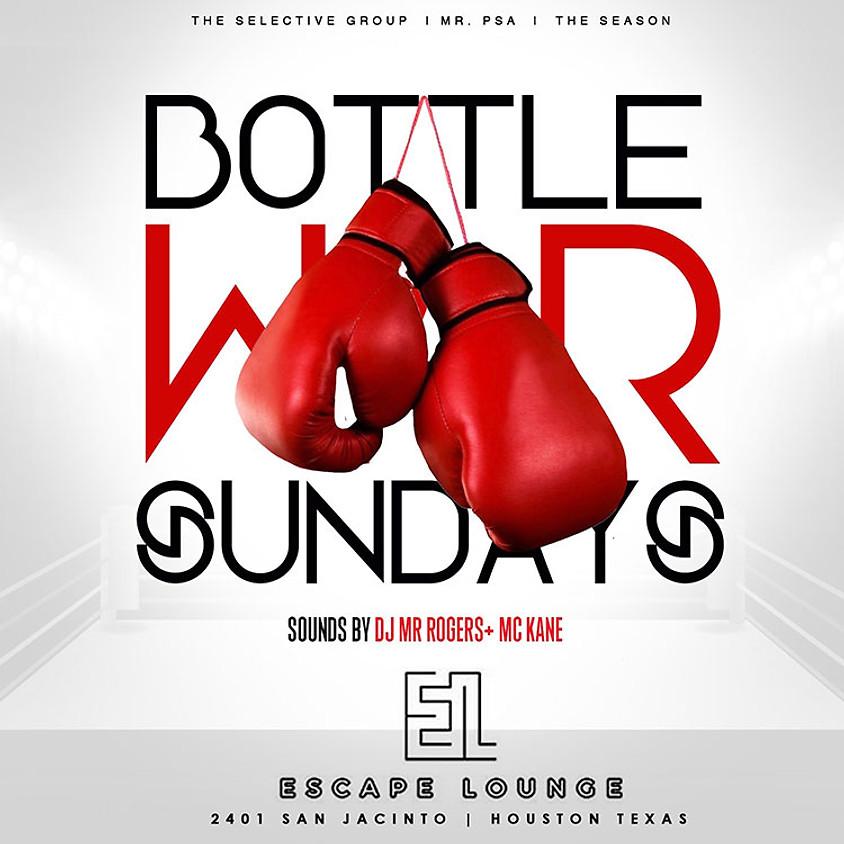 Bottle War Sundays