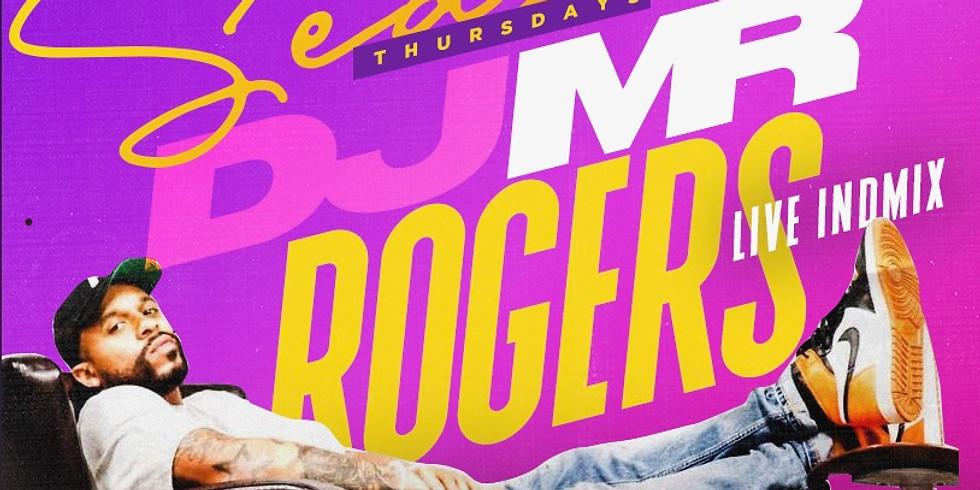 Seaside Thursdays - DJ MR ROGERS - call for FREE Sections