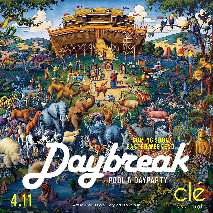 Daybreak Pool and Dayparty