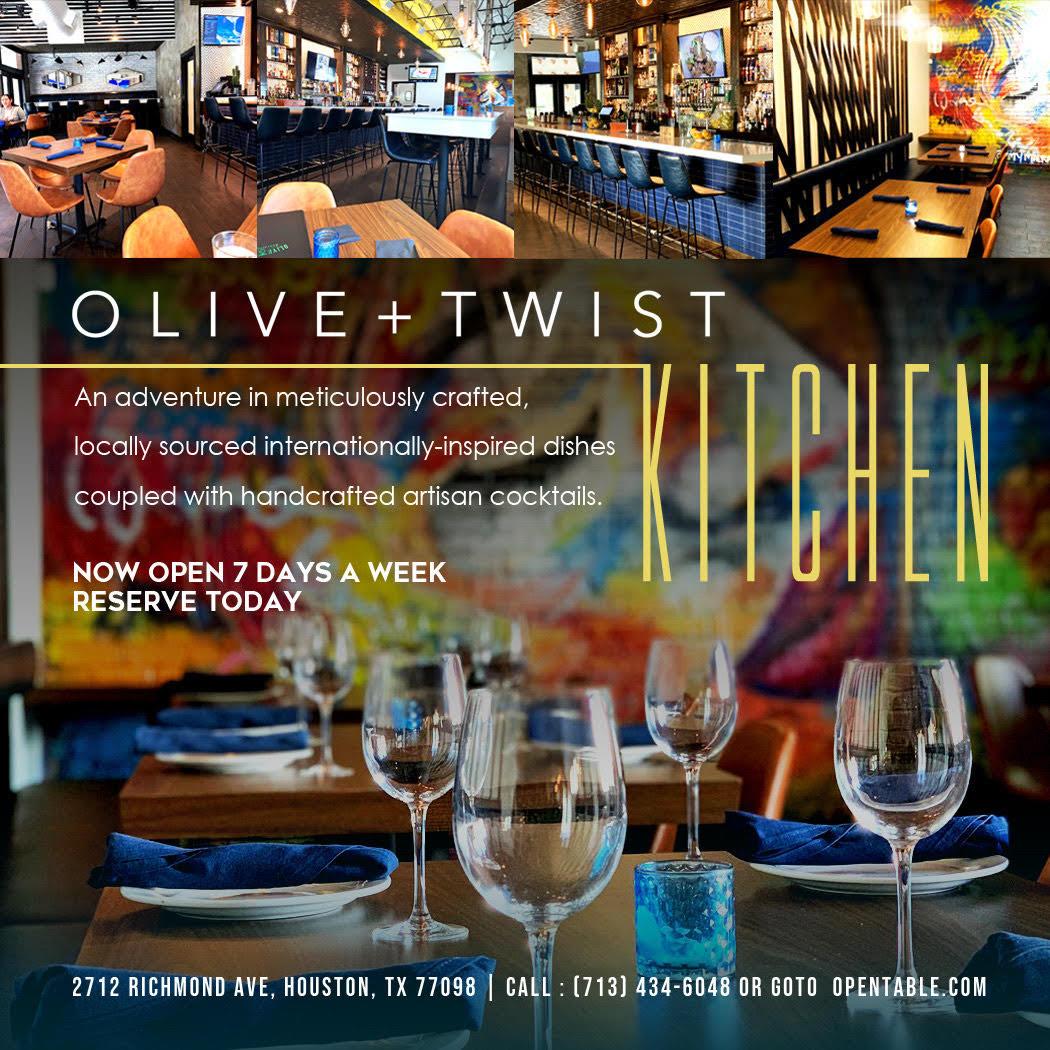 Olive & Twist