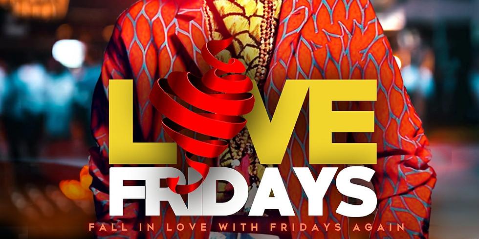 Seaside Love Fridays