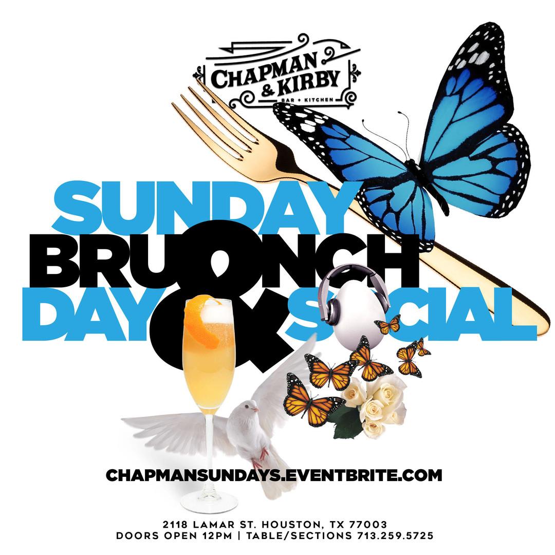 Sunday Brunch & Day Social