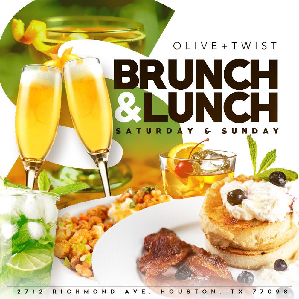 Brunch & Lunch