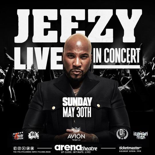 Jeezy Live in Concert