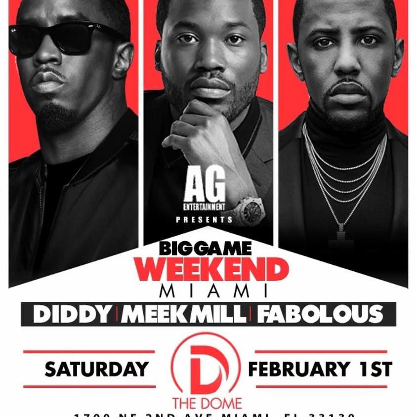 Big Game Weekend Miami Saturday
