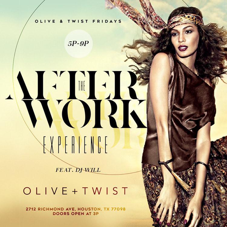Olive & Twist Fridays