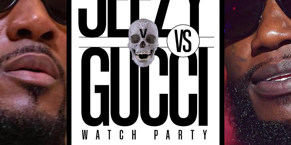 Jeezy Vs Gucci Rap Battle