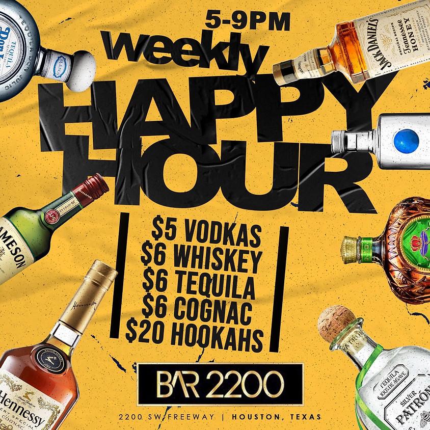 Friday Bar 2200