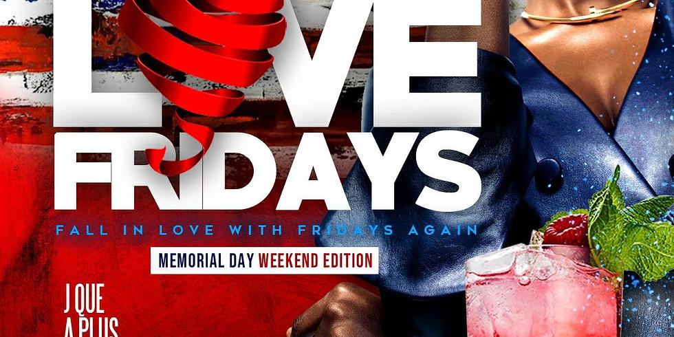Seaside Love Fridays: Memorial Weekend Edition