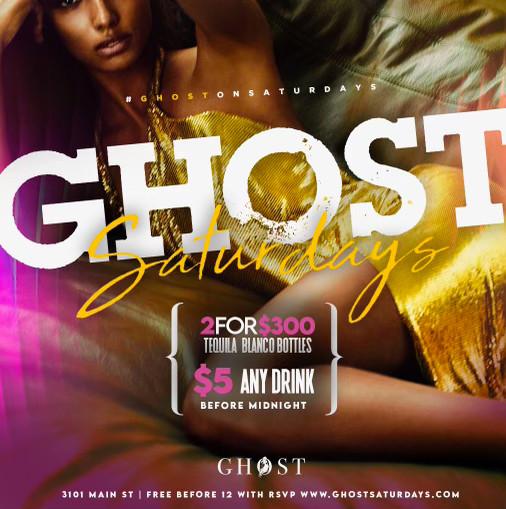 Ghost Saturday