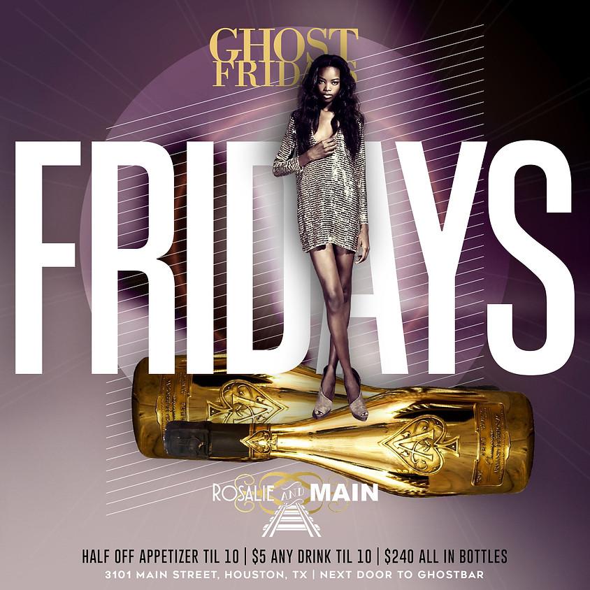Ghost Fridays