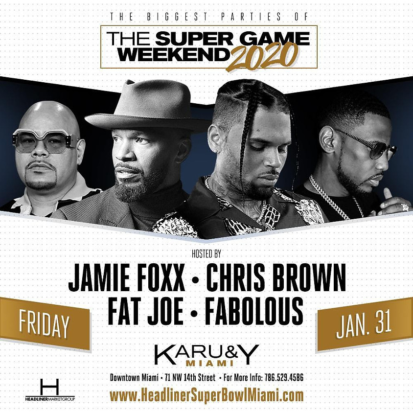 The Super Game Weekend 2020 Friday