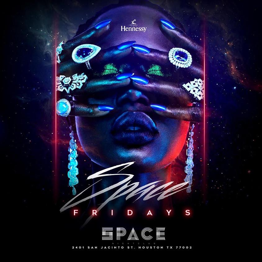 Space Fridays