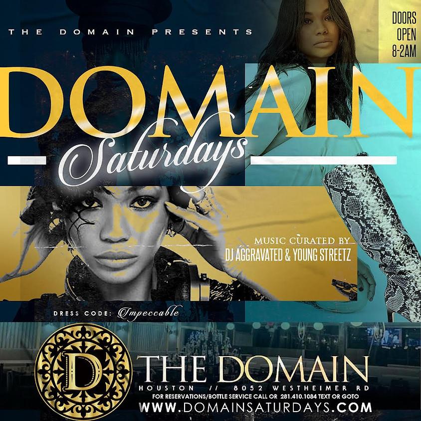 The Domain Saturday Night