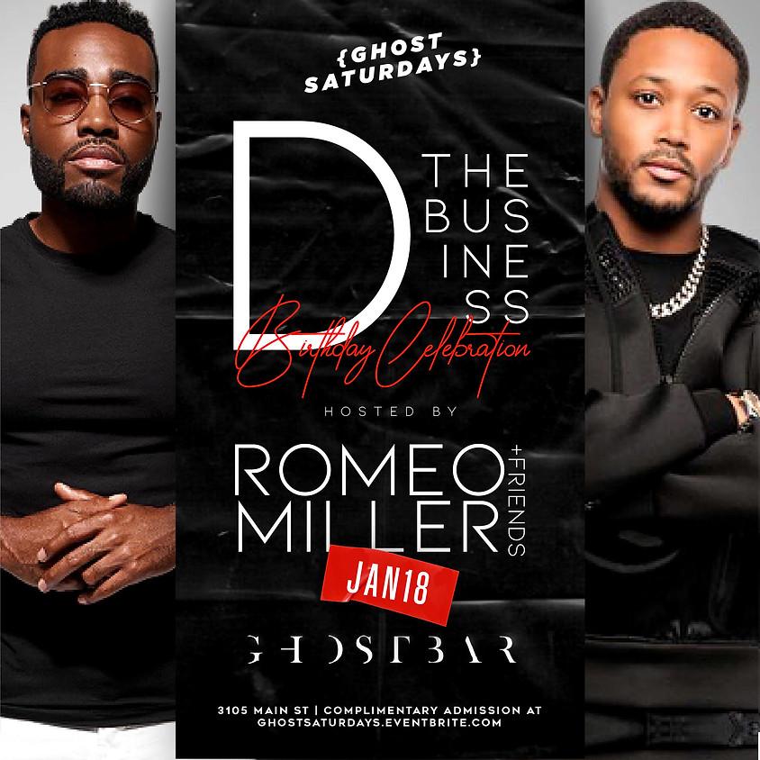 Romeo Miller Birthday Celebration