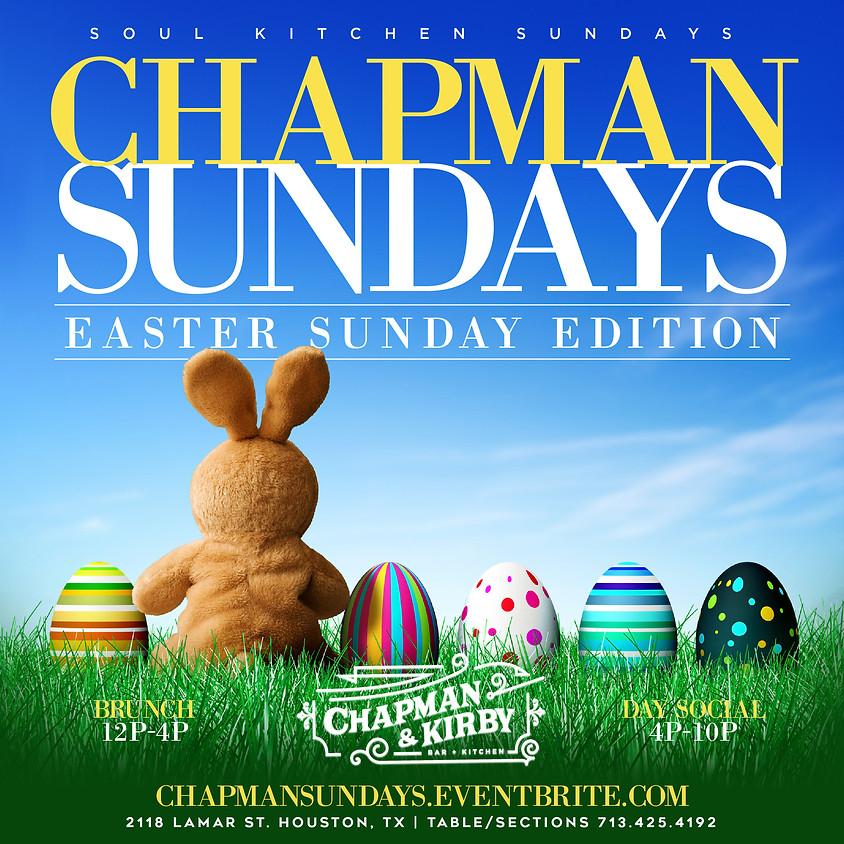 Easter Sunday at Chapman