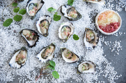 Click for Heartwood Farm Oysters