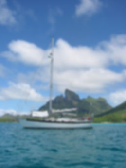 Daddeldu sailing charter Captain Eva Zimmerman Langkawi
