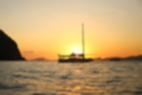 luxury sunset dinner cruise Langkawi Damai Indah