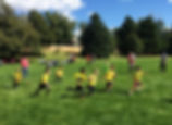 End of Game 'High 5!'