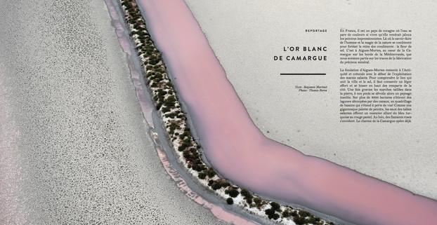 Dinette 009 L'or Blanc de Camargue 1