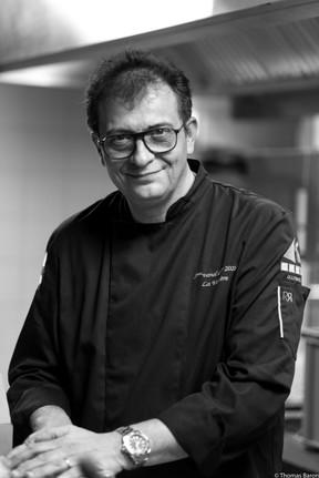 Chef Hervé Bourg