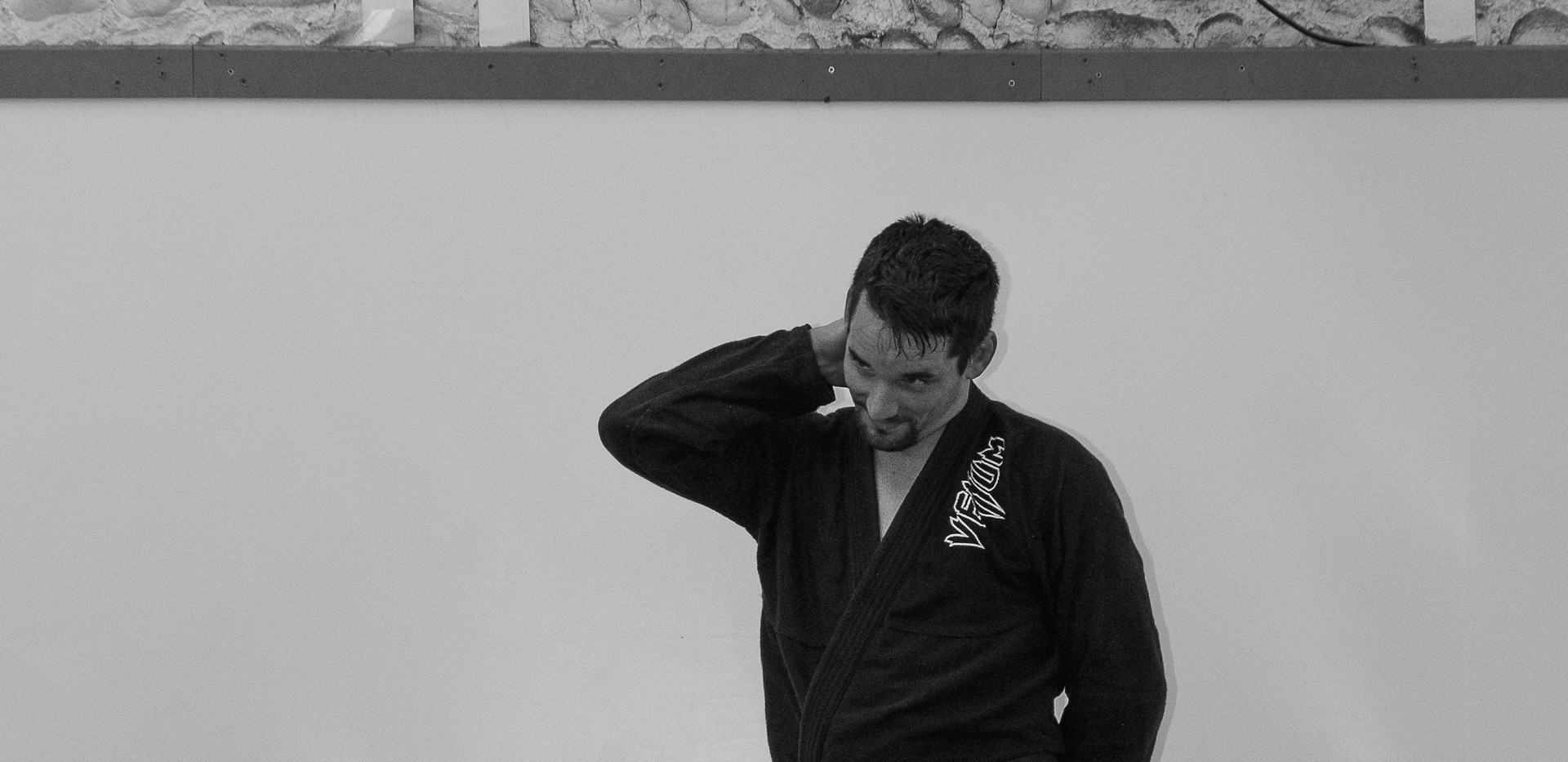 Aranha Black and brown belt