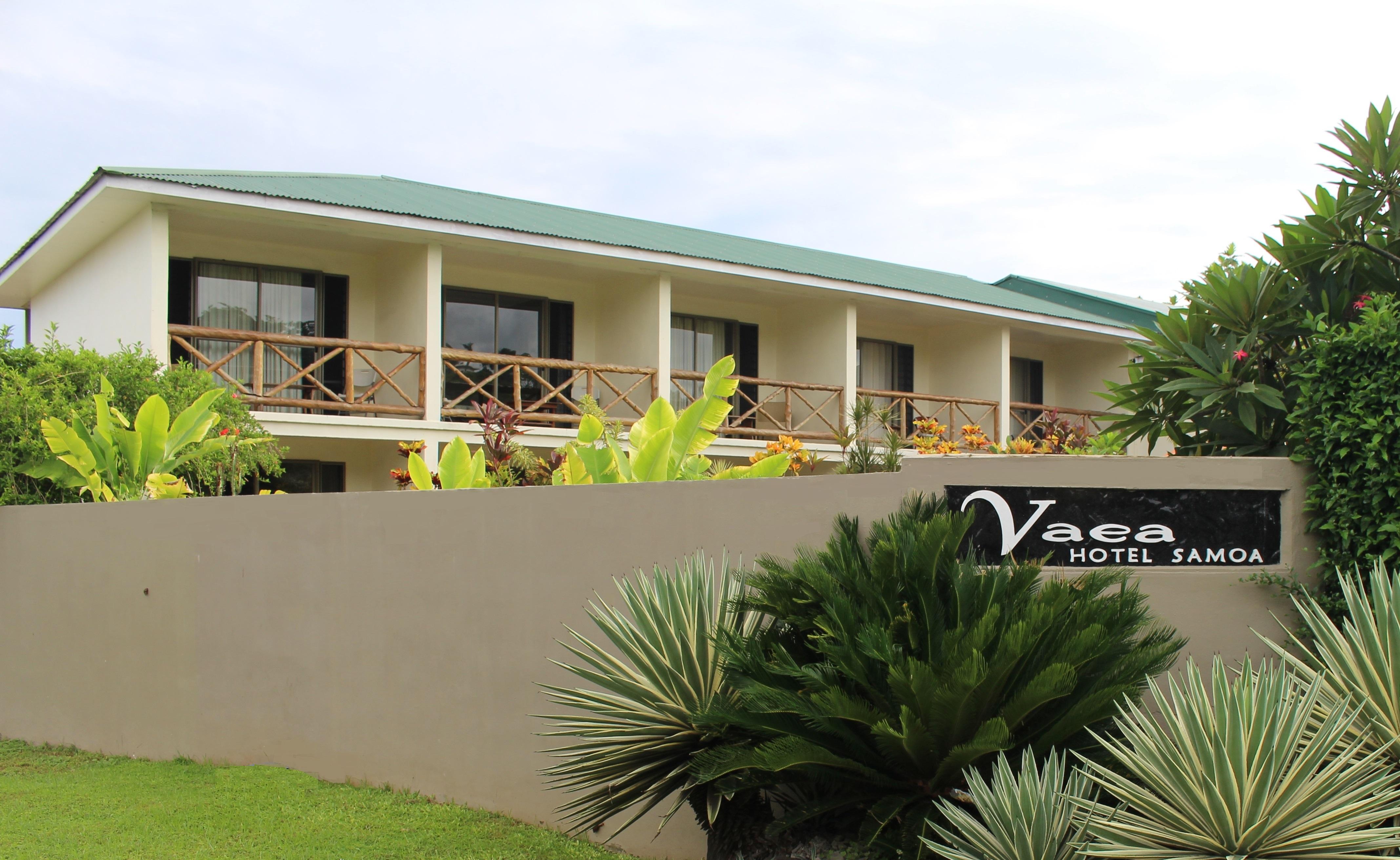 Vaea Hotel
