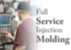 Full Service Injection Molder