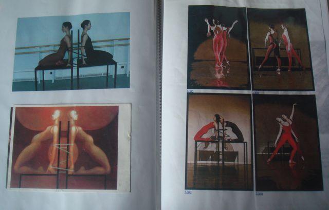 Leonor Fini Production
