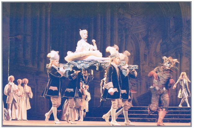 Natalia Makarova's Sleeping Beauty