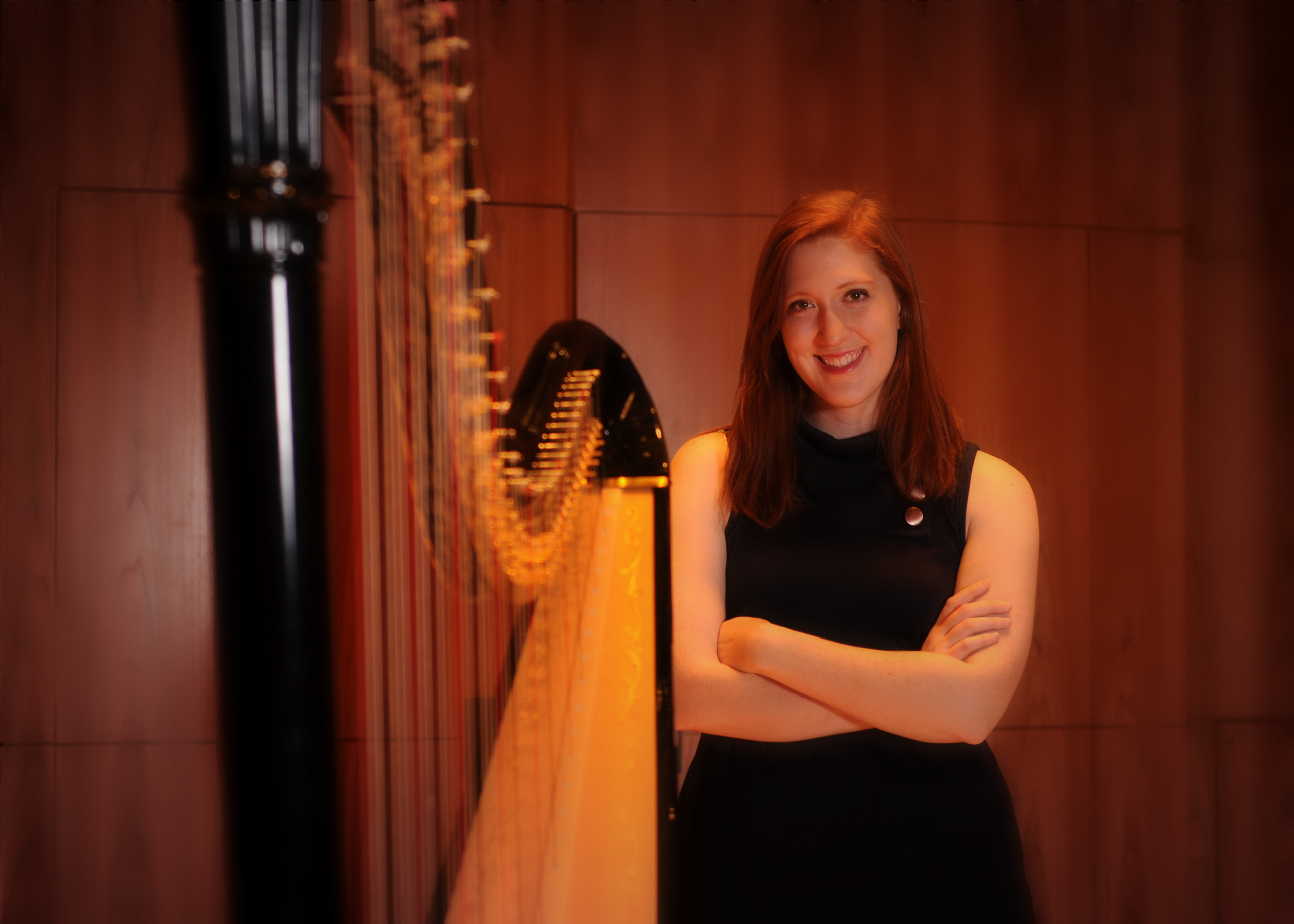Molly at Hatch Recital Hall
