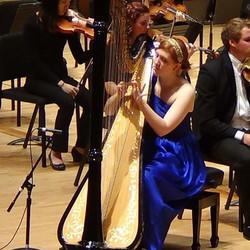 Molly performing Debussy Danses