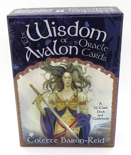 Cards The Wisdom of Avalon Oracle Cards