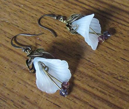 Earrings Dangle Swarovski & Imperial Crystals