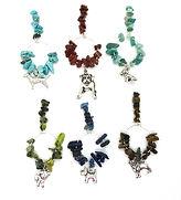 Wine Glass Charms Gemstone Dogs 012   00