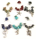 Under the Sea Range Wine Glass Charms 1.