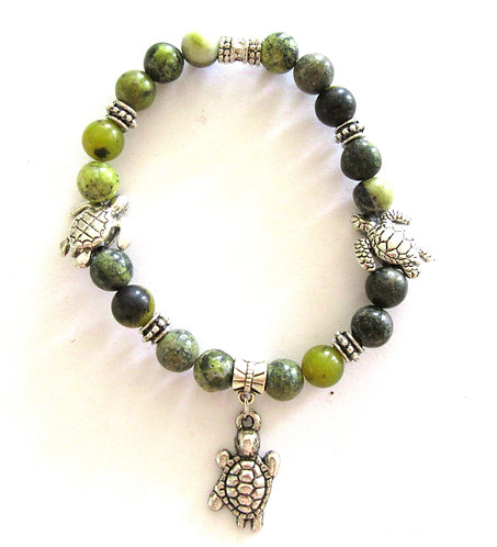 Bracelets Gemstone  - Stretch